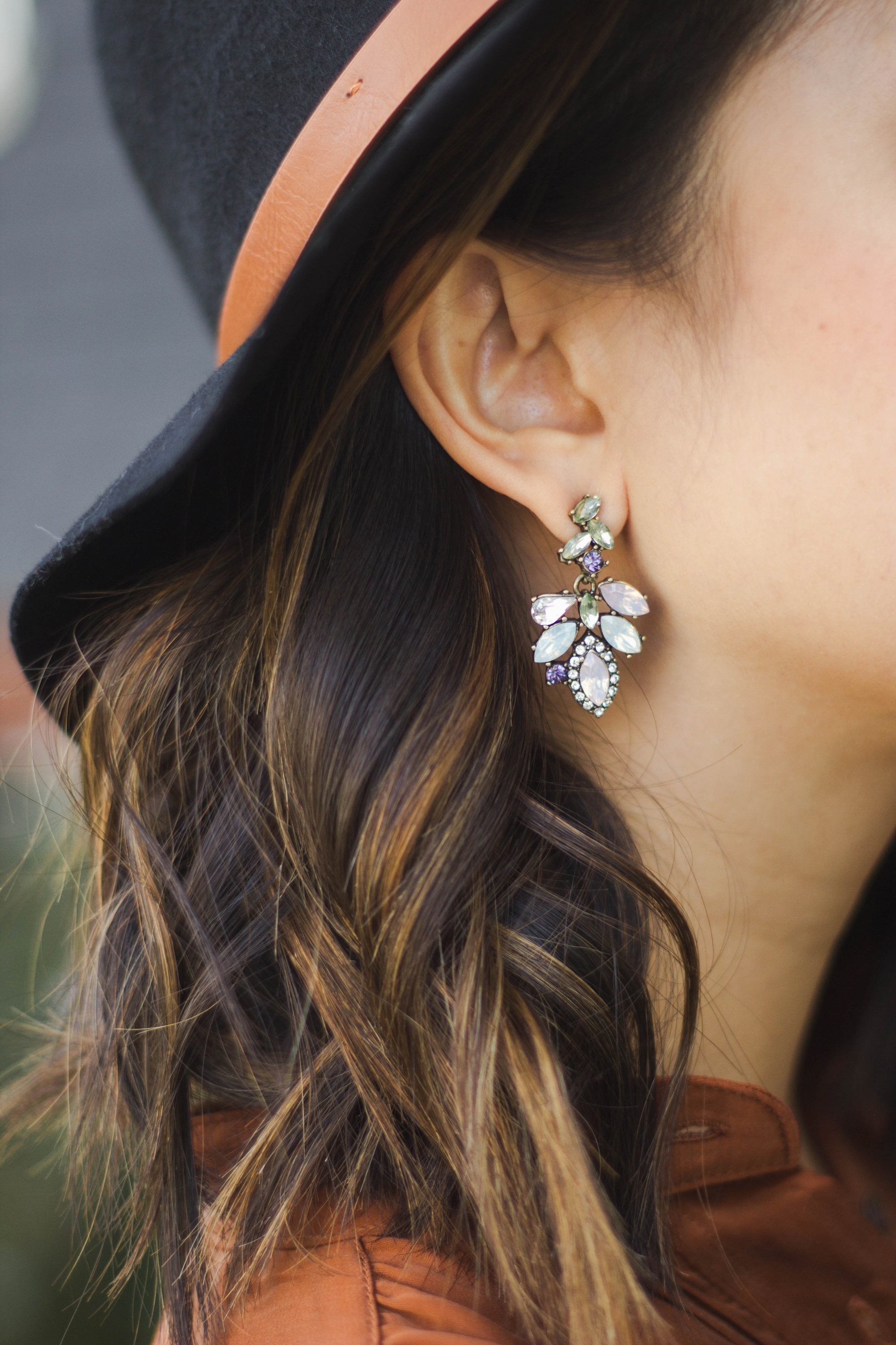 Banana Republic statement earring